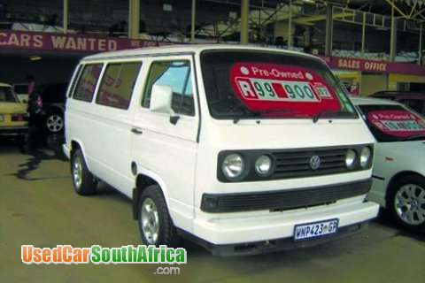 Vw Microbus For Sale >> 2002 Volkswagen Microbus Used Car For Sale In Roodepoort Gauteng South Africa Usedcarsouthafrica Com