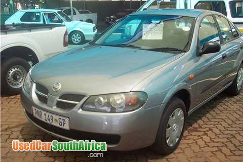 2003 nissan almera used car for sale in benoni gauteng south africa