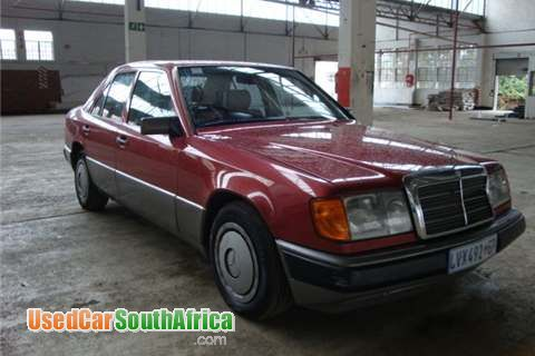 1990 Mercedes Benz E230 Used Car For Sale In Sandton Gauteng