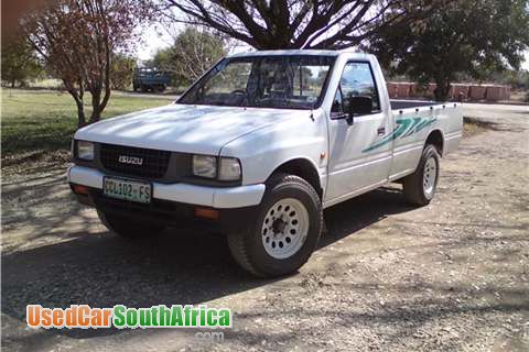 1995 Isuzu KB Used Car For Sale In Kimberley Northern Cape South Africa