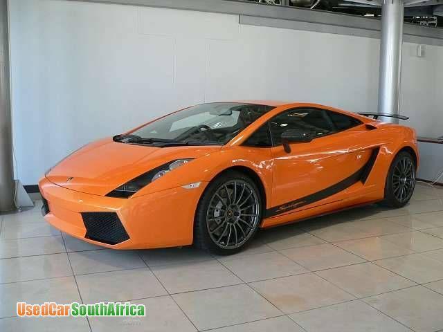 2010 Lamborghini Gallardo Used Car For Sale In Gauteng South Africa