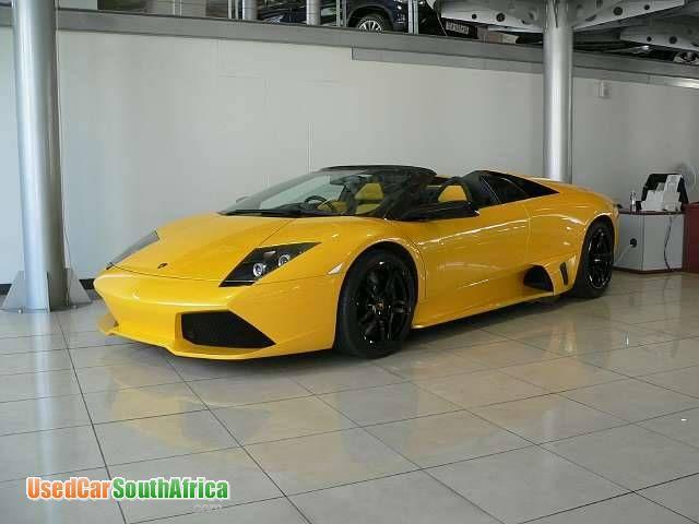 2010 Lamborghini Murcielago Used Car For Sale In Gauteng South