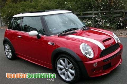 2003 mini cooper s used car for sale in johannesburg east gauteng