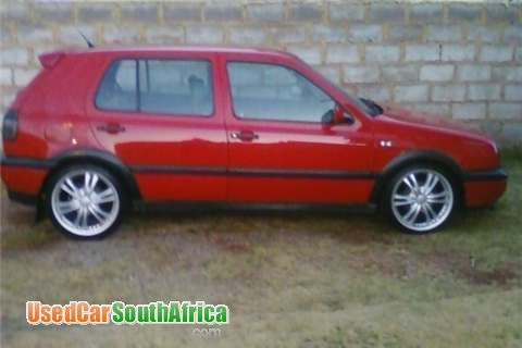 1994 Volkswagen Golf 3 Used Car For Sale In Randfontein Gauteng