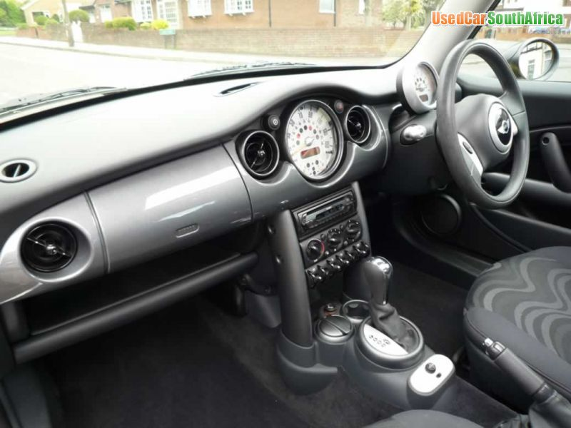 2001 Mini Cooper One 16 3dr Auto Hatchback Automatic Used Car For