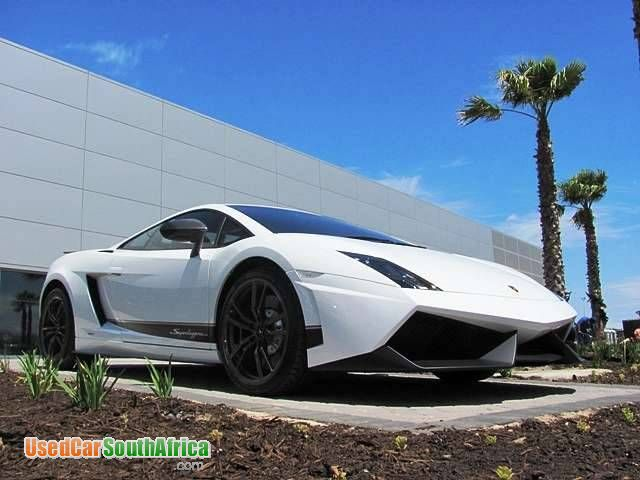 2010 Lamborghini Gallardo Used Car For Sale In Western Cape South