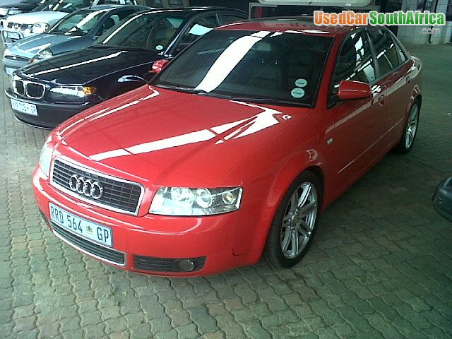 2004 Audi A4 used car for sale in Roodepoort Gauteng South Africa
