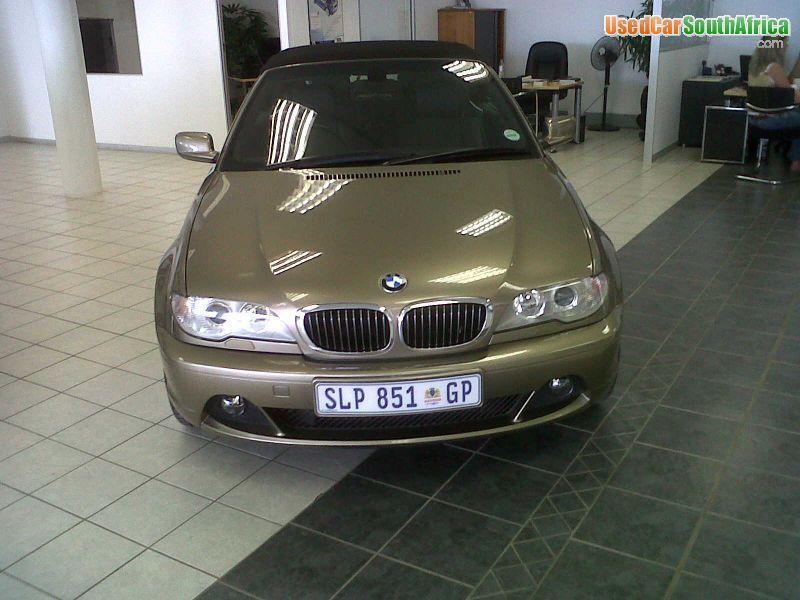 bmw e46 330ci 2005 r