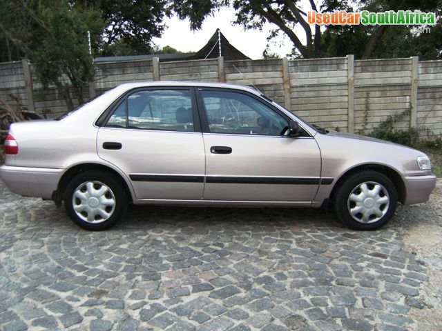 Used Toyota Corolla For Sale >> 2001 Toyota Corolla 1 6gls Used Car For Sale In Randburg Gauteng