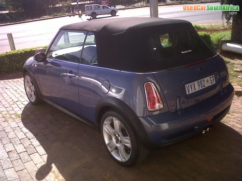 2007 Mini Cooper S MANUAL CONVERTIBLE Used Car For Sale In