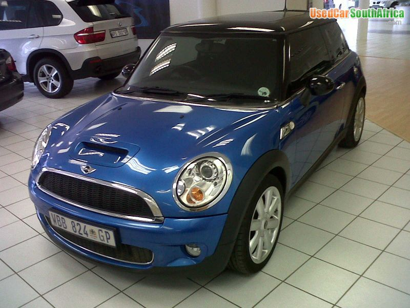2007 Mini Cooper S MANUAL HATCH 3 DR Used Car For Sale In Pretoria East Gauteng South Africa