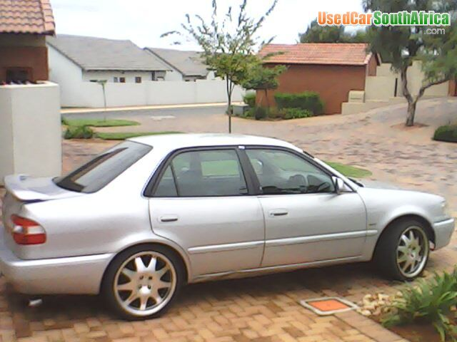Used Toyota Corolla For Sale >> 2000 Toyota Corolla Rxi 2l Used Car For Sale In Polokwane Northern