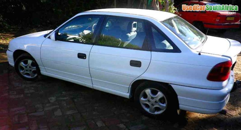 1998 opel astra 1998 used car for sale in cape town central western