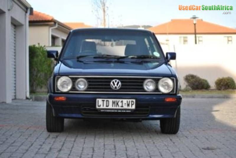 2009 Volkswagen Citi Mk1 Own An Icon Used Car For Sale In Cape