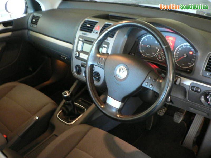 2008 Volkswagen Golf 5 1 9 TDI Comfortline used car for sale in Cape Town  Central Western Cape South Africa - UsedCarSouthafrica com