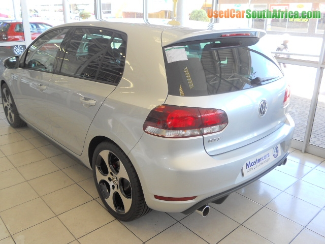 2011 Volkswagen Golf 6 Gti Dsg Used Car For Sale In Pretoria Central
