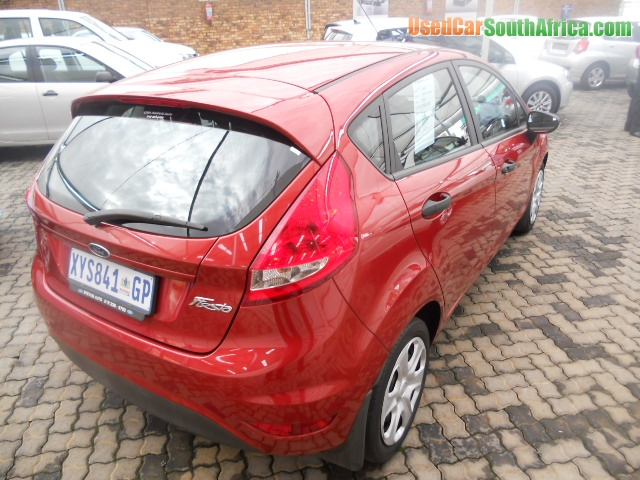 2009 Ford Fiesta Ambiente 1 4 Used Car For Sale In Pretoria Central