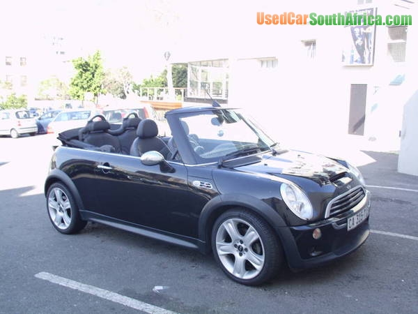 2005 Mini Cooper S Used Car For Sale In Cape Town Central Western
