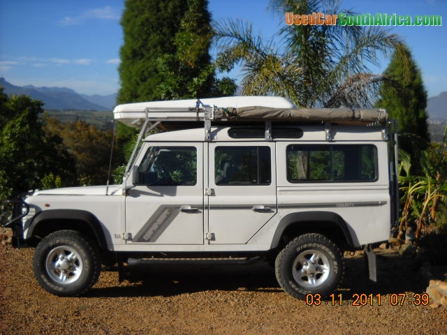 2017 Land Rover Defender 110 Used Car For In Paarl Western Cape South Africa Usedcarsouthafrica 0