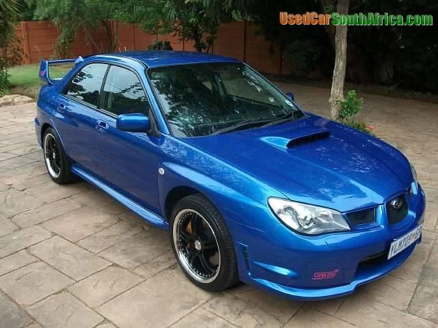 2006 Subaru Wrx Sti For Sale >> 2006 Subaru Impreza Wrx Sti Used Car For Sale In Johannesburg City Gauteng South Africa Usedcarsouthafrica Com