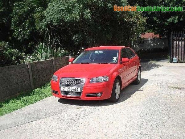 2005 Audi A3 20 Tdi Used Car For Sale In Randburg Gauteng South