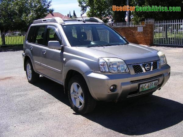bcff19d6bb 2004 Nissan X-Trail 2004 NISSAN X TRAIL X TRAIL 2.2D SE (R47) used car for  sale in Cape Town Central Western Cape South Africa -  UsedCarSouthafrica.com 0