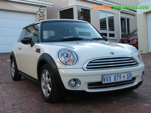 2008 Mini Cooper Used Car For Sale In Centurion Gauteng South Africa