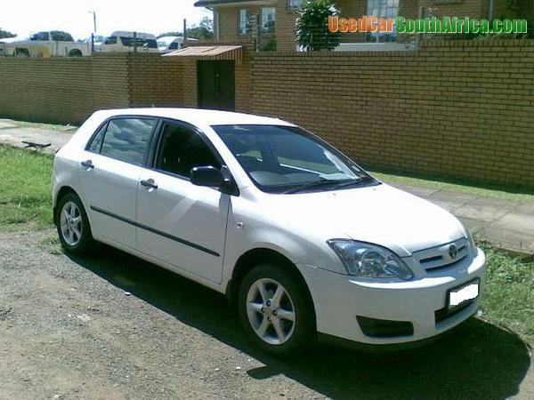 2004 Toyota Runx 140i Used Car For Sale In Cape Town Central