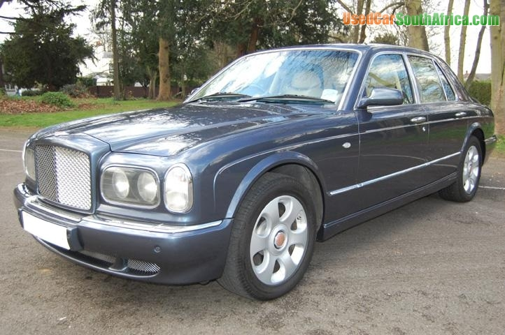 2000 bentley arnage red label used car for sale in durban north