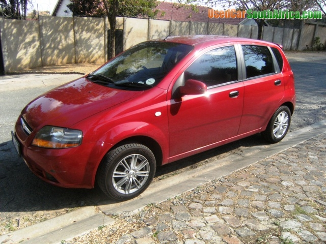 2008 Chevrolet Aveo 15ls Auto Used Car For Sale In Gauteng South