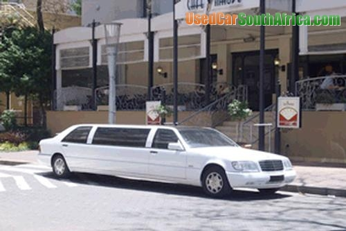 Used Limos For Sale >> 2001 Mercedes Benz S350 12 Seater Limousine Used Car For Sale In Johannesburg City Gauteng South Africa Usedcarsouthafrica Com