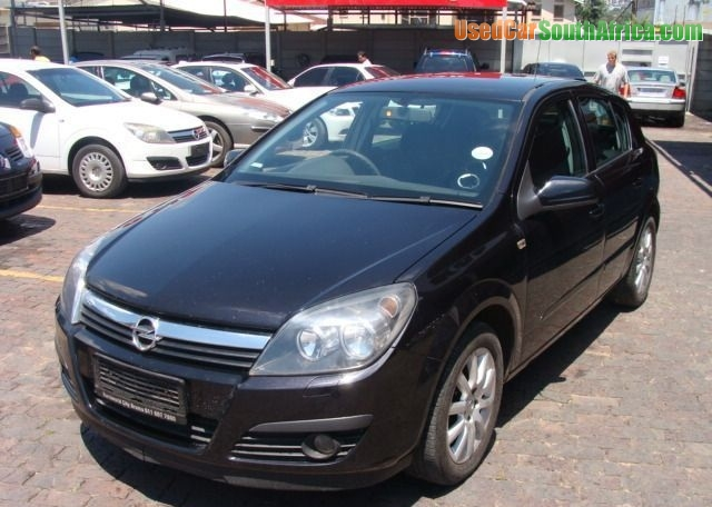 2007 opel astra 1.8 enjoy at used car for sale in cape town south