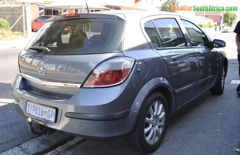2006 opel astra 2006 opel astra 1.6 twinport used car for sale in