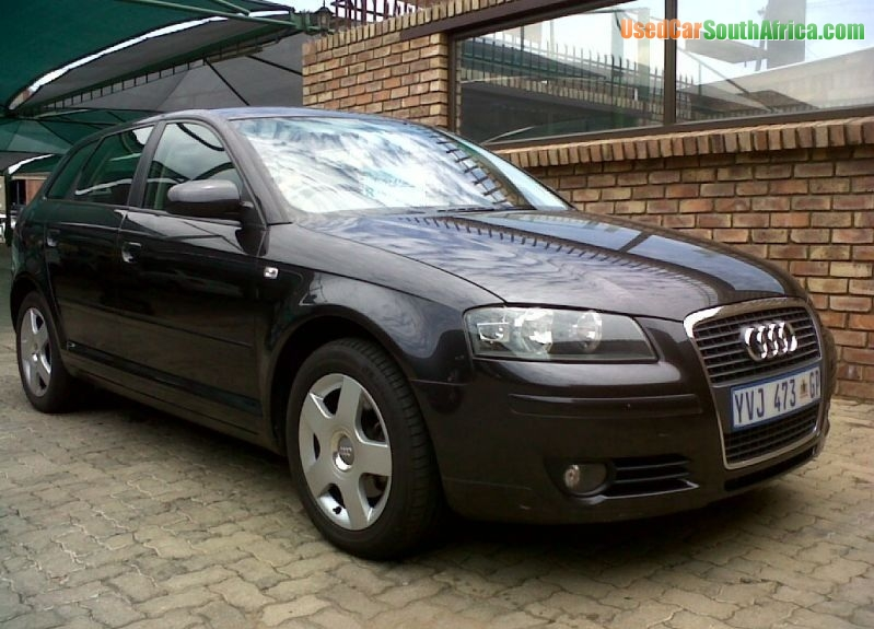 2008 Audi A3 20fsi Used Car For Sale In Johannesburg City Gauteng