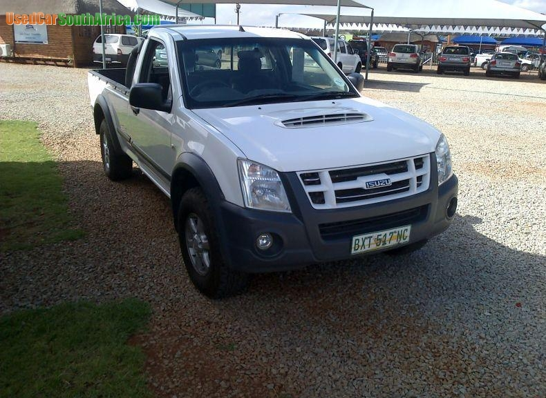 2008 Isuzu Kb Kb300d Teq Le Used Car For Sale In Cape Town Central