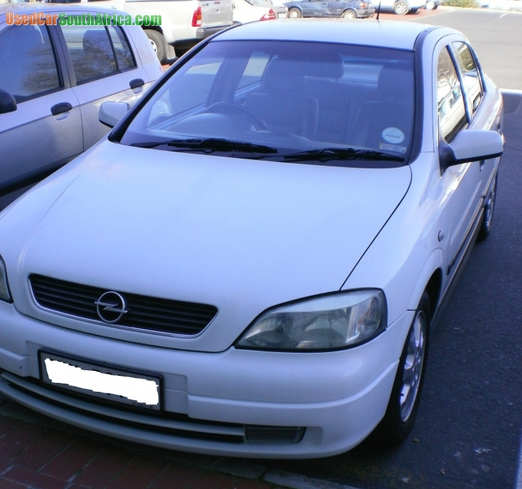 2003 opel astra opel astra 1.8 elegance used car for sale in