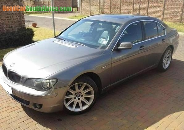 2009 Bmw 730d 4dr Auto Used Car For Sale In East London Eastern