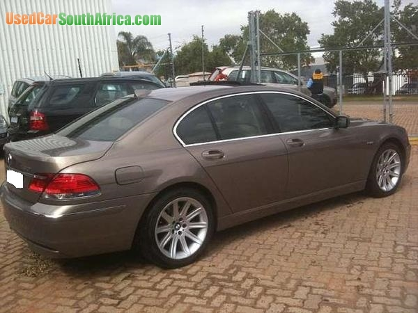 2006 Bmw 750i Used Car For Sale In Johannesburg City Gauteng South