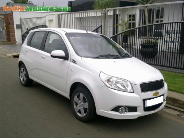 2012 Chevrolet Aveo 16 Ls Used Car For Sale In Durban Central