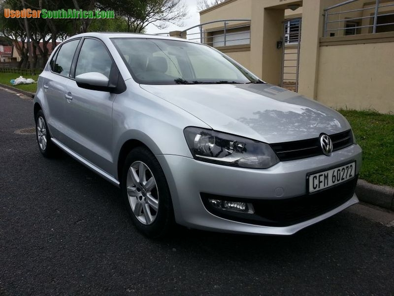 2010 Volkswagen Polo 1 6 Comfortline Used Car For Sale In Cape Town