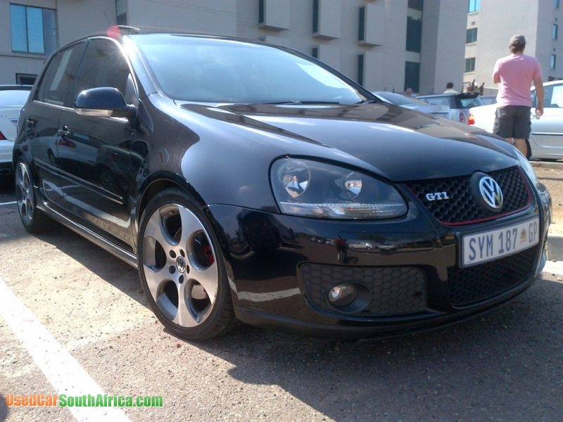 2008 Volkswagen Golf 5 Gti Used Car For Sale In Johannesburg City