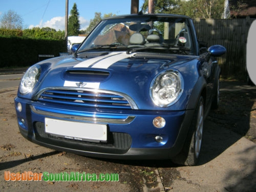 2007 Mini Cooper S Sports Used Car For Sale In Johannesburg City