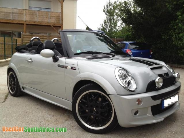 2007 Mini Cooper S Used Car For Sale In Brits North West South Africa