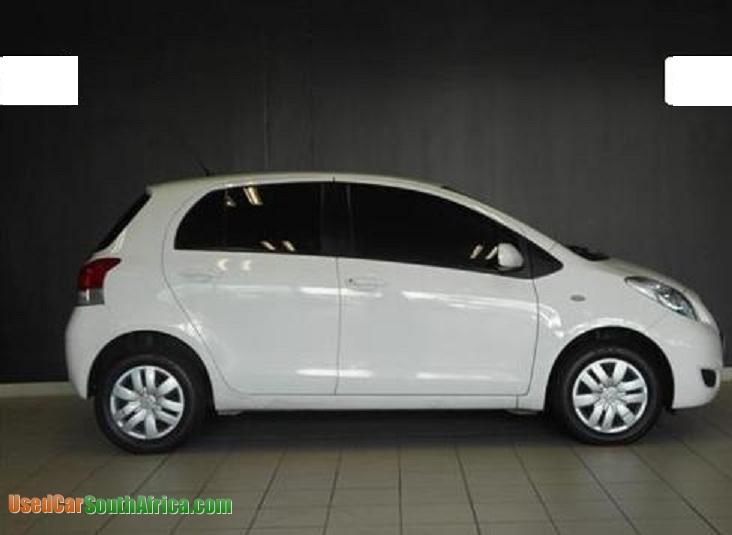 2011 Toyota Yaris 5-door Zen3 Plus used car for sale in Umhlanga  KwaZulu-Natal South Africa - UsedCarSouthafrica com