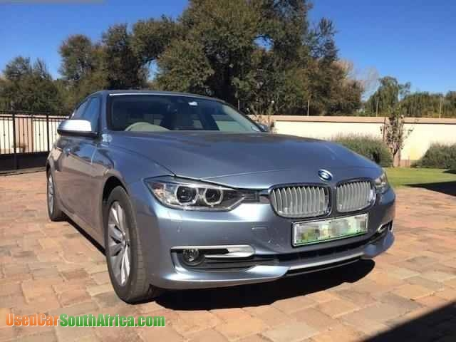 2013 Bmw 320d F30 Steptronic Modern Line Used Car For