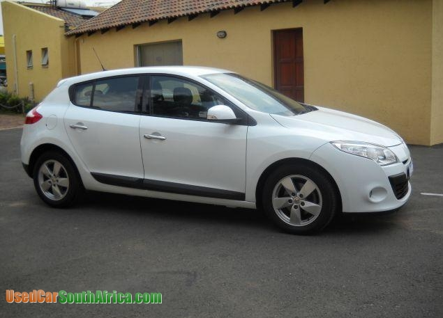 2011 Renault Megane used car for sale in Johannesburg City Gauteng South  Africa - UsedCarSouthafrica com
