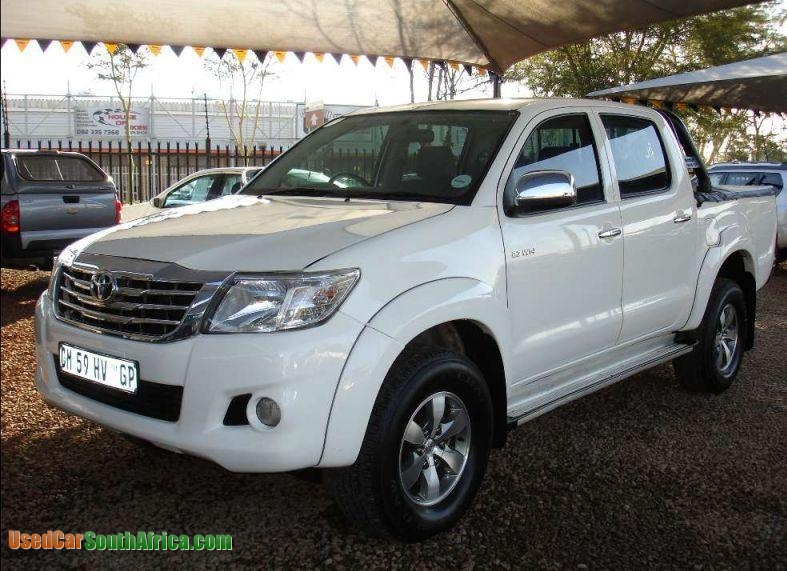 2011 toyota hilux used car for sale in pretoria central gauteng south