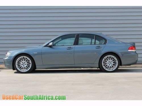 2007 Bmw 730d 7 Series Sport Used Car For Sale In Johannesburg