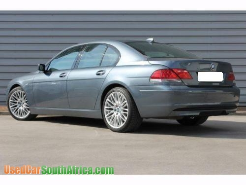 2007 Bmw 730d 7 Series Sport Used Car For Sale In Johannesburg City