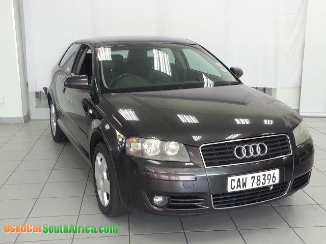 2004 Audi A3 20 Fsi Used Car For Sale In Western Cape South Africa